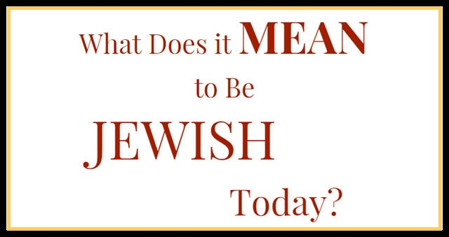 "Michael Laitman's New eBook ""What Does It Mean to Be Jewish Today?"""